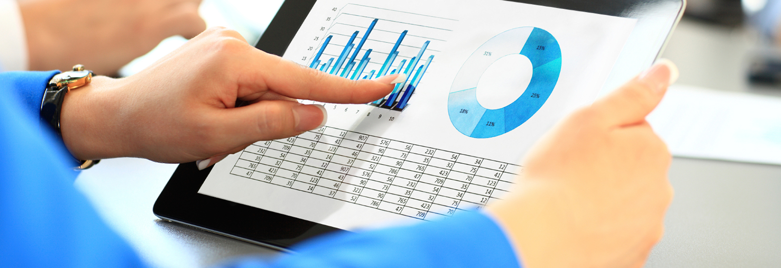 Research & Analytics - Analytics Service by Solutions4Business