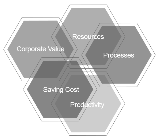 Supply Chain - Sustainability Process by Solutions4Business